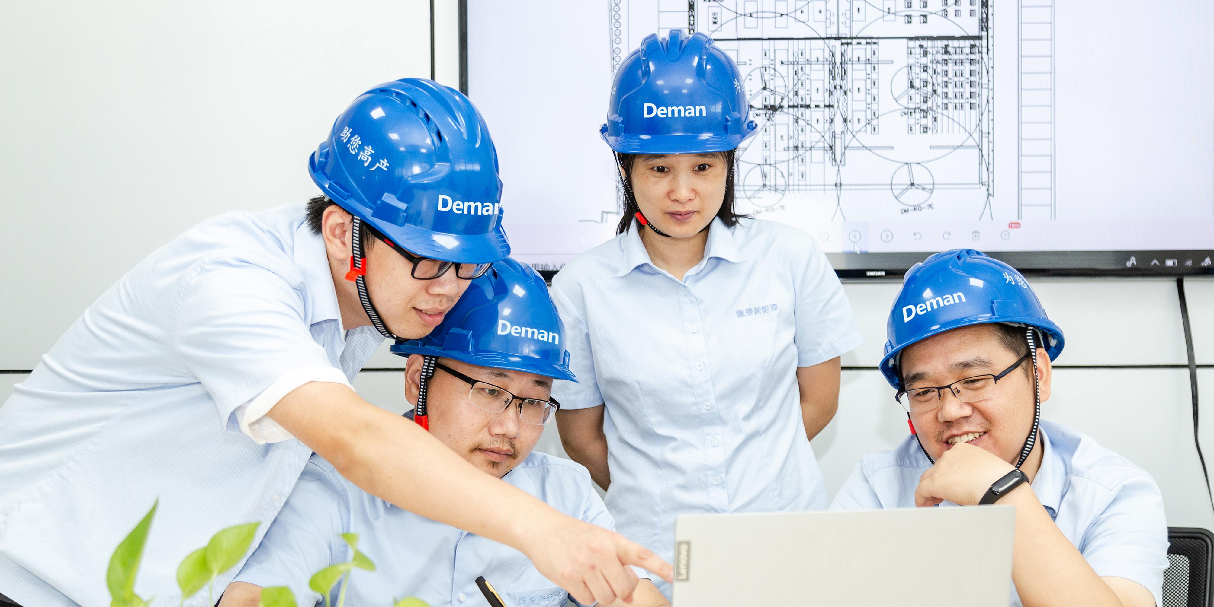 德曼节能-国家火炬计划产业化示范项目