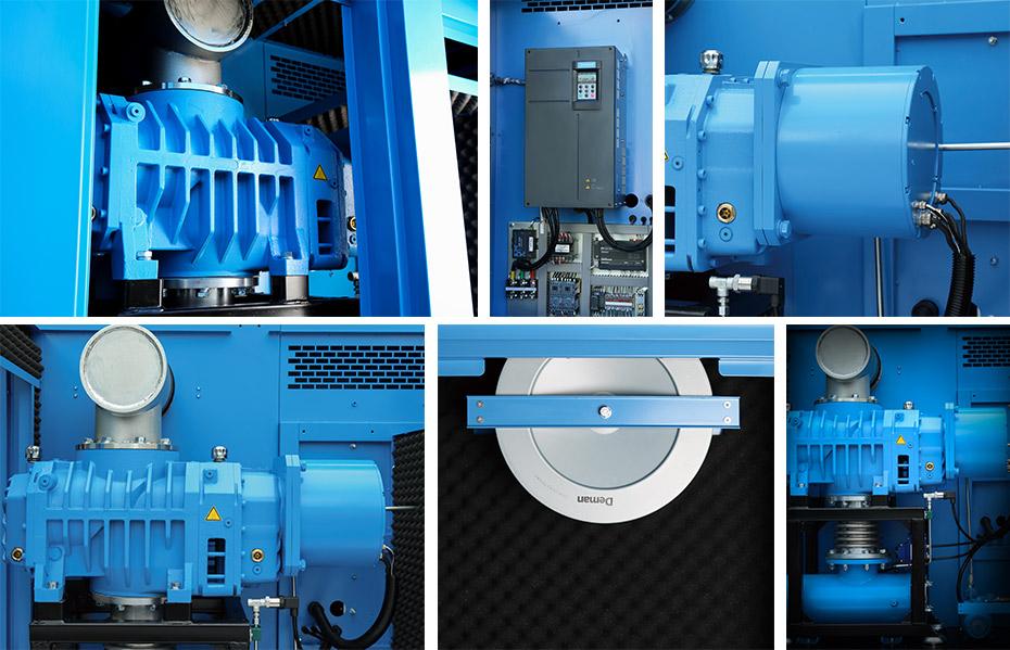 ODV系列无油螺杆鼓风机2708产品细节图