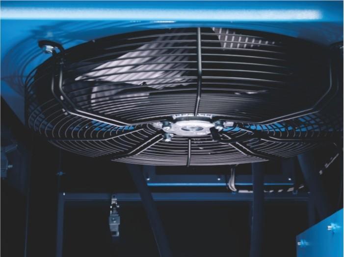 ZV系列永磁单级螺杆空压机15-7