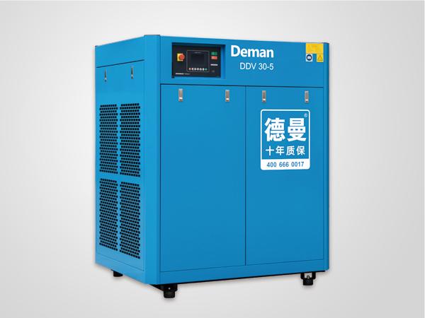 DDV系列永磁双级螺杆空压机30-5