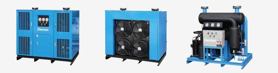 节能冷干机RHA系列